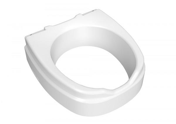 Sitzerhöhungen für Cassettentoilette weiß