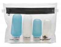 Reiseset Silicone Bottle Set