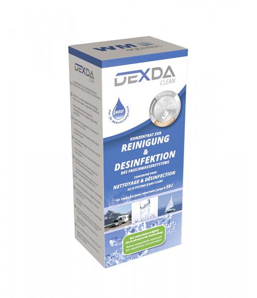 Tankreinigung Dexda clean