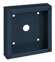 Aufbaugehäuse für Solar-Fernanzeige III, schwarz
