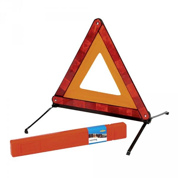 Varoituskolmio  EU Zertifizierung. - Turva- ja lukituslaitteet - 9915643 - 1