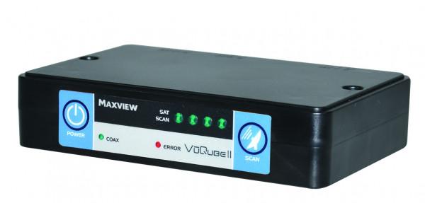 Automatische Sat-Anlage VuQube Auto 2