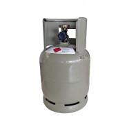 Propan-Gasflasche Stahl leer 2,5 kg