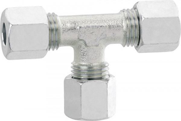 Kaasu T-liitin 3 x 8 mm helmiliittimillä - Kaasu-asennus..   - 9952516 - 1