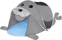 Kinder Pop-Up Zelt Seehund