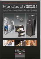 Handbuch Solartechnik und Innovative Elektronik 2021