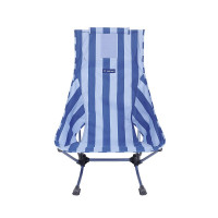 Stuhl Beach Chair blue block