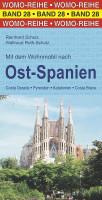 Reisebuch Spanien Ost