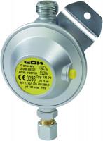 Niederdruckregler Typ EN71 1,2 kg/h 30 mbar AG M20 x 1,5 x RVS8 PRV