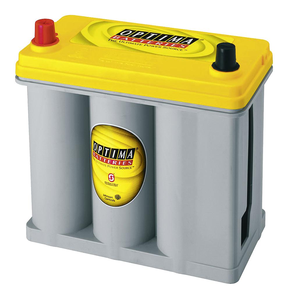 Batterie Yellow Top | Batterien & Akkus | Stromversorgung ...  Batterie Yellow...