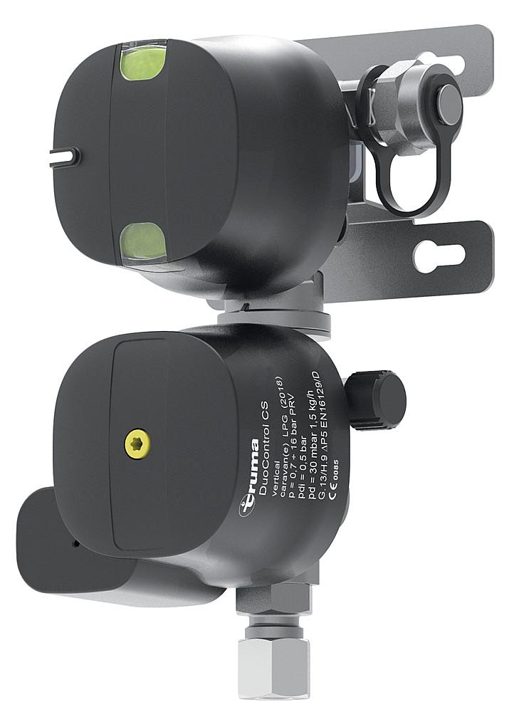 Pullonvaihtaja paineenalennin DuoControl - Kaasupullonvaihtimet autom./ käsi - 9954986 - 1