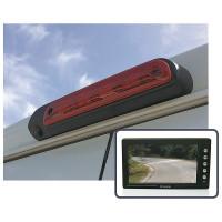 """Rückfahrvideosystem CSV7001B inkl. 7"""" Monitor und Kamera für 3. Bremsleuchte"""