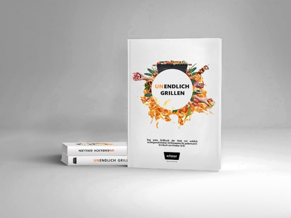 Grillbuch Unendlich Grillen