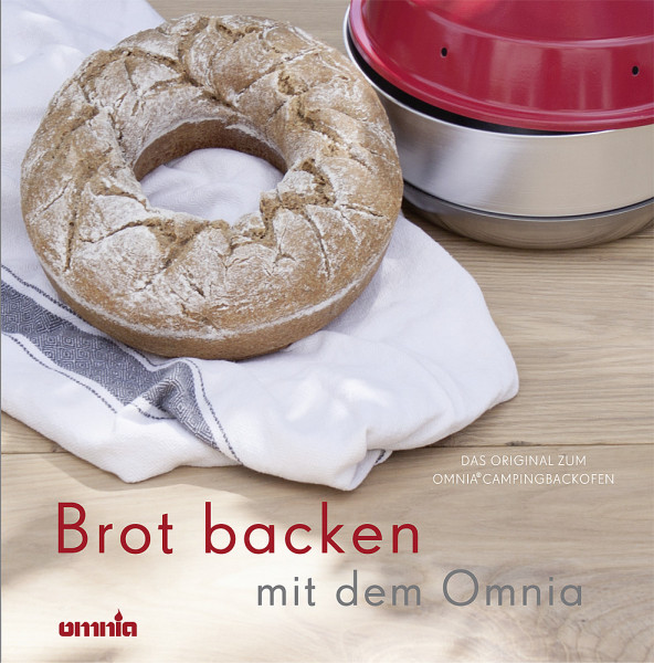 Backbuch Brot backen mit