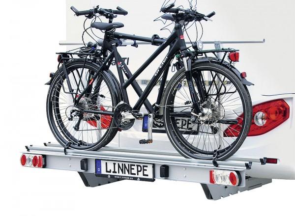 Lastiteline Linnepe Findus 2.0 pyörälle. - Moottoripyörätelineet - 9987514 - 2