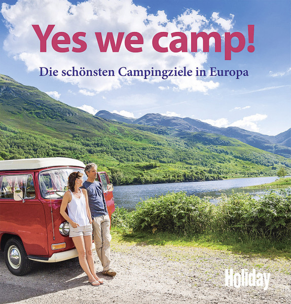 Reisebuch Yes we camp!
