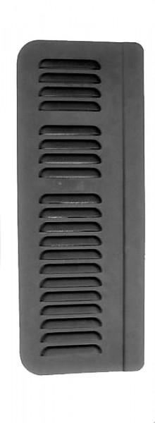 Lüftungsgitter für Schiebefenster VW T4 ab 1990 bis 2003 schwarz