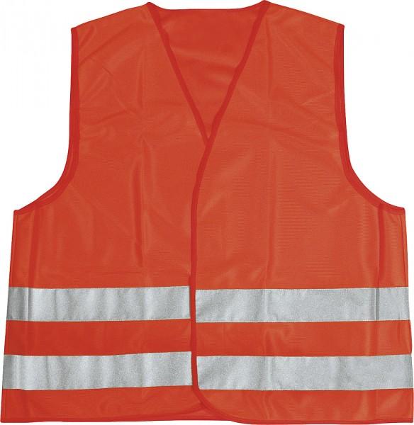 Turvaliivi DIN EN 471. Material 100 % - Turva- ja lukituslaitteet - 9951067 - 1