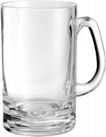 Trinkglas mit Henkel Populi 550 ml 2 Stück