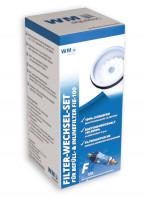 Filter-Wechselset für Befüll- und Inlinefilter FIE-100