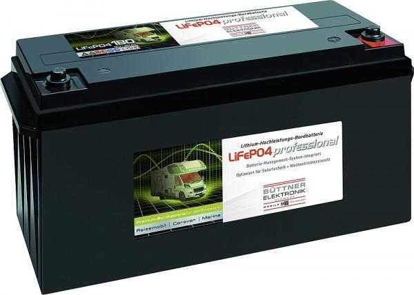 Bord-Versorgungsbatterie LiFePO 180 AH