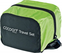 Travel-Set wasabi _ black