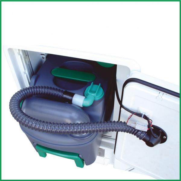 Toilettenentlüftung Dachvariante für Thetford C 500