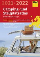 Kartenatlas Deutschland / Europa - 2021 / 2022