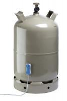 Füllstandsanzeiger Gaslevel mit externem Display