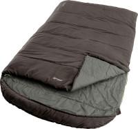 Schlafsack Campion Lux Double braun