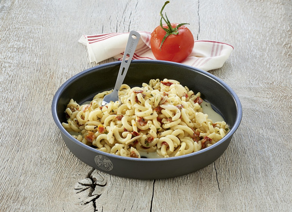 Lachspesto mit Pasta