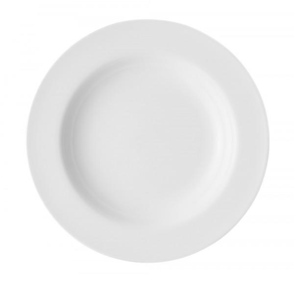 Essteller Elegant weiß