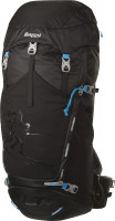 Rucksack Rondane 46 l black/bright sea blue