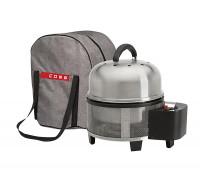Tasche grau zu Gas Grill
