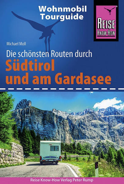 Wohnmobil Tourguide Südtirol