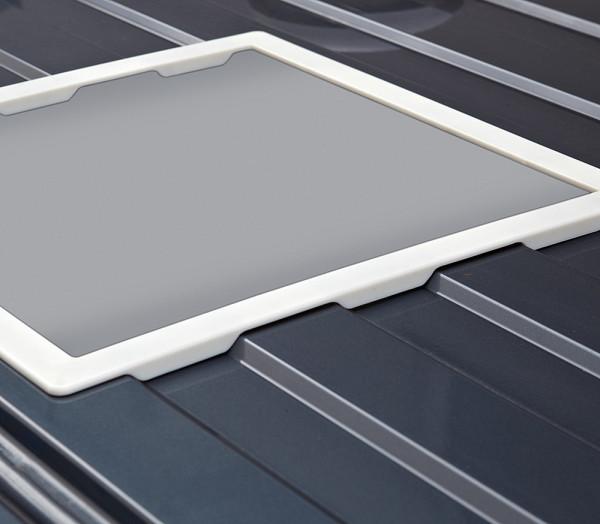 Adapterrahmen für Dachhauben und Dachklimaanlagen