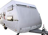 Thermoschutzplane für Wohnwagen-Bug