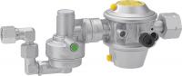 Gasdruck-Regelanlage Caramatic DriveOne mit Tankplatte 30 mbar, 1,5 kg/h