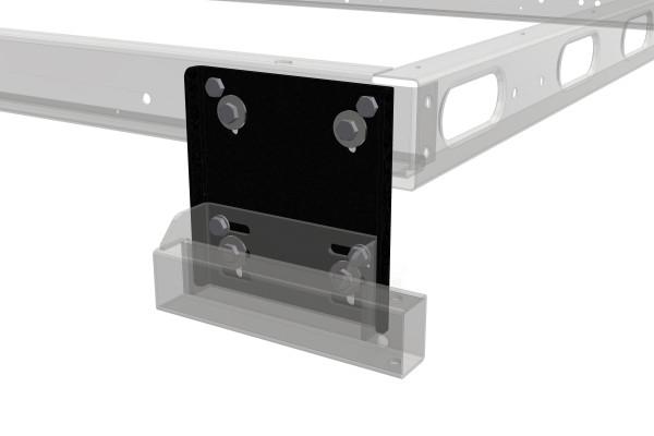 Adapterplatten zu Motorrad-/Fahrradträger Universal
