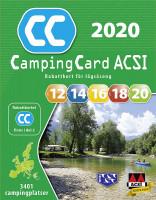 CampingCard-Führer Schwedisch 2020