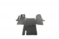 Fahrerhausteppich für Chassis Renault Master ab 05/2004-2014