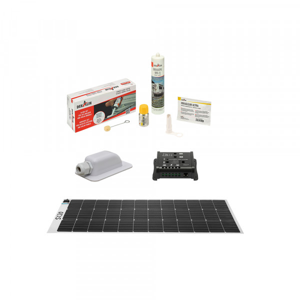 PWM Solarmodul S 120 Set