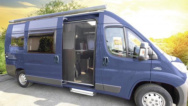 Fliegenschutz-Türrollo REMIcare Van