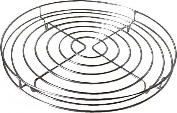 Paistoritilä ruostumatonrta teräästä - Grillit hiili,prikettit, puristeet - 9994515 - 1