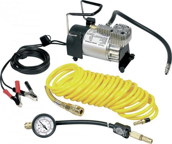 Ilma kompressori 12V korjaamoille RING - Rengaspainevahdit, rengastäytöt - 9980285 - 1