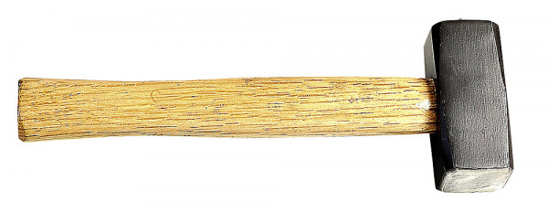 Hammer Viereck 27 cm Stahl
