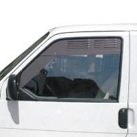 Fahrerhaus-Lüftungsgitter für Wohnmobile VW schwarz