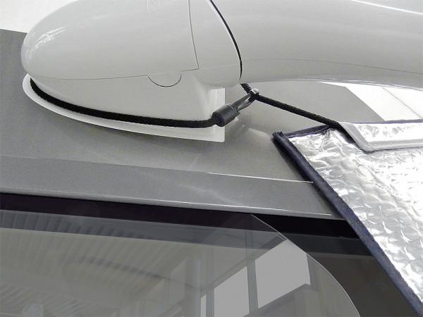 Frontscheibenisolierung Universal für integrierte 267 x 130 cm
