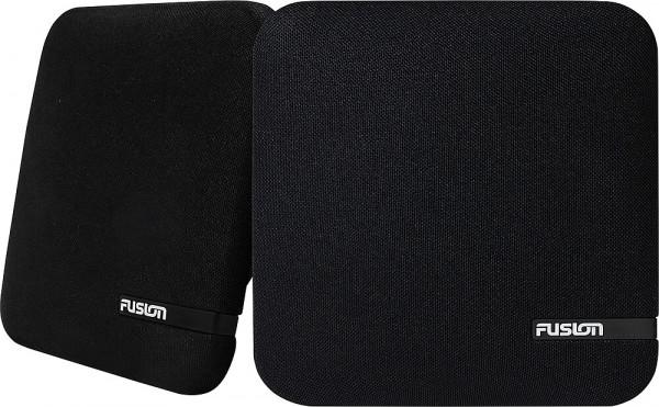 Lautsprecher ShallowMount SM-F65CB, Textilgrill, Fb. schwarz, 2er-Set