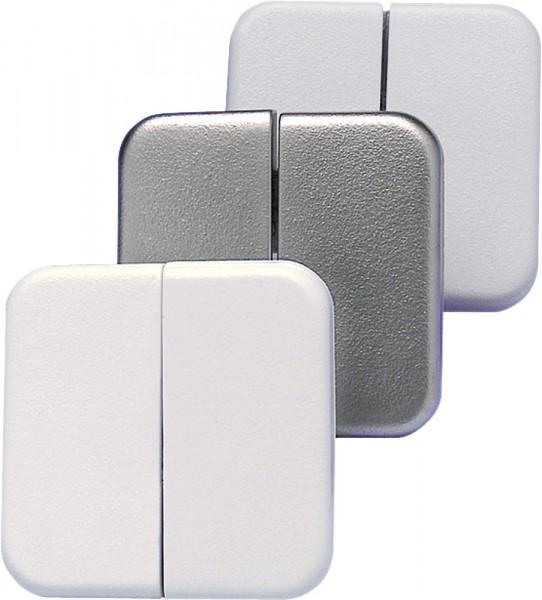 Kaksois kytkinvipu vaalean harmaa - Näytöt, kytkimet ja varusteet - 9953248 - 1